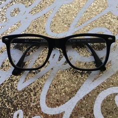 1ed40b69f7 Ray-ban large black frame highstreet RX glasses 100% auth RV 5248 - AWESOME