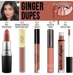 Ginger by Kylie Cosmetics