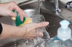 Report: 'Squeaky Clean' Environment May Encourage Allergies Hiding Spots, Cyprus News, Dishwashing Liquid, Washing Dishes, Healthy Aging, How To Run Longer, Health And Nutrition, Allergies, Cleaning Hacks