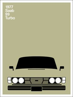 Julian Montague: 'Cars of the 1970s' posters