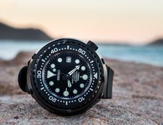"""GEARPATROL: THE LEGEND OF THE SEIKO """"TUNA CAN"""" - Is this the Most Capable Purpose-Built Wristwatch Ever Made?"""