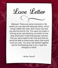 christmas love letter for girlfriend
