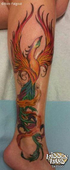 oriental phoenix tattoo designs - Google Search