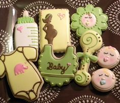 Occasional Cookies: Baby Cookies