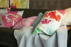 Esprit Home Kollektion - Frühling in Buenos Aires - florale Muster