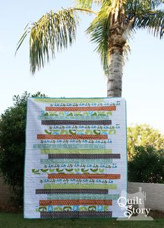 Zebra Stack New Quilt Pattern!