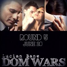 The countdown has started!  Round 5 out June 20th!!  #LucianBane #DomWars # IneffableDom