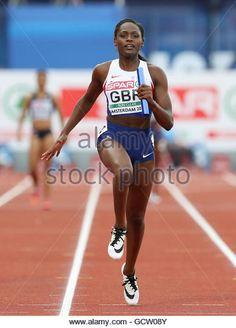 Daryll Neita - Athletics. 100m & 100m relay.
