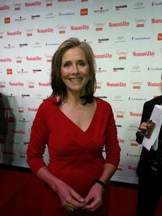 Meredith Vieira is looking forward to hosting the Red Dress Awards. #2013RDA