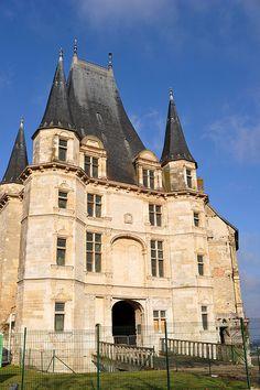 Château de Gaillon, Eure, Normandy, France
