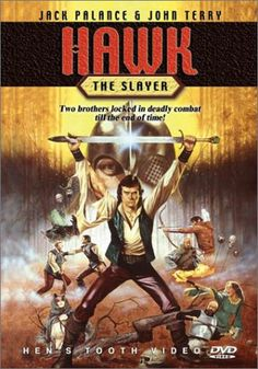 Amazon.com: Hawk the Slayer: Jack Palance, John Terry, Bernard Bresslaw, Ray Charleson, Peter O'Farrell, William Morgan Sheppard, Patricia Quinn, Cheryl Campbell, Annette Crosbie, Catriona MacColl, Shane Briant, Harry Andrews, Paul Beeson, Terry Marcel, Eric Boyd-Perkins, Bernard J. Kingham, Harry Robertson: Movies & TV