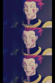 Hisoka | Hunter x Hunter