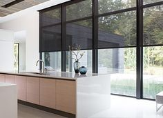 Residential Interior Solar Shades Insolroll Products