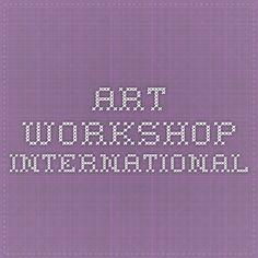 Art Workshop International: Creative writing, visual arts, Italian language, and culinary workshops