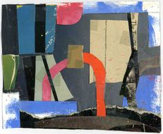 """Chris Engel; Collage, """"Collage No. 8"""""""