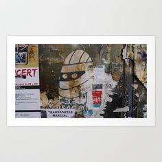 Mummy Art Print by Plasmodi - $14.50 Photo Art, Street Art, Polaroid Film, Art Prints, Martial, Art Impressions, Fine Art Prints, Art Print