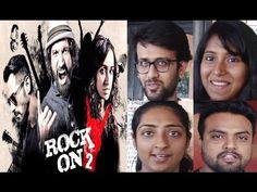 ROCK ON 2 public review | Shraddha Kapoor, Farhan Akhtar, Arjun Rampal, Prachi Desai. Public, Youtube, Movie Posters, Movies, 2016 Movies, Film Poster, Films, Popcorn Posters, Film Books