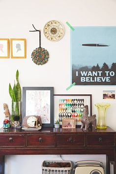 House Tour: Jo's Understated Retro Rock Style | Apartment Therapy