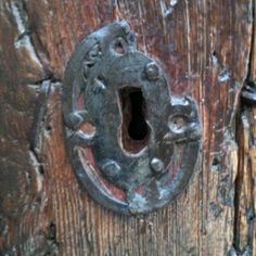 Rubielos de Mora's Door