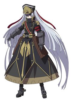 The Princess of Military Uniform / Re:CREATORS