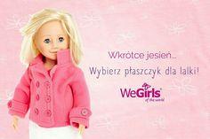 Wkrótce jesień... Poszukaj modnego płaszczyka dla przyjaciółki!  http://wegirls.com/pl/80-kurtki-i-plaszcze