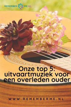 Muziek maakt steeds vaker deel uit van de uitvaart. Het kan echter lastig zijn om geschikte uitvaartmuziek te kiezen die past bij de overledene. Wat voor muziek speel je bijvoorbeeld af op de uitvaart van een overleden ouder? Ter inspiratie hebben wij een top 5 opgesteld met geschikte uitvaartmuziek voor een overleden ouder. | bekijk onze top 5 met geschikte uitvaartmuziek voor een overleden ouder op www.rememberme.nl #uitvaart #verlies #rouw #ceremonie #muziek #uitvaartmuziek #ouder #ouders Tips, Hacks
