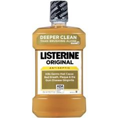 """readysetjump95: """" time-in-the-saddle: """" horsesjumpingcourses: """" grand-prix: """" Okay so I haven't done a product review in a little while, so here's this. Brown Listerine. So if anyone has ever had to..."""