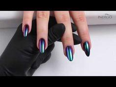 Metal Manix Effect Chameleon > MetalManix Chameleon Butterfly | Indigo Nails