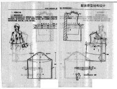 Clothing prototype design