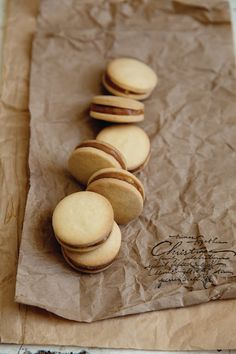 Caramel and Peanut Cookies
