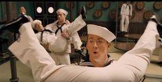 The New Coen Brothers Movie Trailer: Hail, Caesar! ❤️❤️❤️ The Coen Bros. Brothers Film, Coen Brothers, Clancy Brown, Popular Movies, Great Movies, Hail Caesar, Fleet Week, London Films, The Big Lebowski