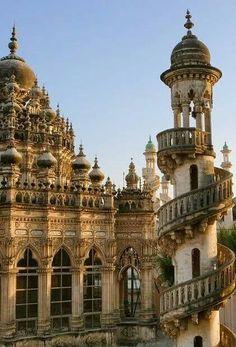 Junagadh Mosque, India.