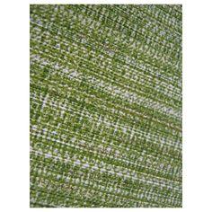 VINTAGE Vinyl  1960  Vinyl Wall Paper  Spring Green by HomeIdaho, $10.00