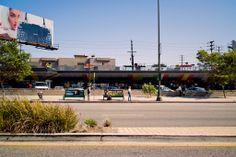 People Watching  #LA #los #angeles #street #photography #matt #borkowski