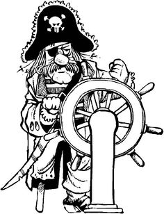 128 Meilleures Images Du Tableau Pirate Coloring Pages Pirate