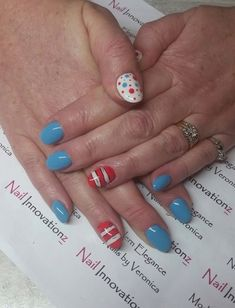 Love my new Dr Seuss nails