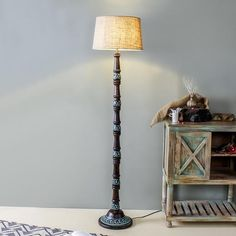 Choose from a vast range of Lighting Products like Floor lamps, pendant lamps, candle stands, & more. Floor Lamp, Lamp, Luxury Table Lamps, Wooden Floor Lamps, Flooring, Wooden Lamp, Vintage Lamps, Handcrafted Lamp, Floor Lamp Design