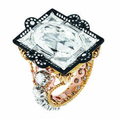 Dior's New High Jewelry Collection Takes Inspiration From the Splendors of Versailles