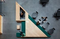 Airbnb Flagship Office San Francisco - Picture gallery