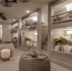 dream rooms for adults . dream rooms for women . dream rooms for couples . dream rooms for adults bedrooms . dream rooms for girls teenagers Home, Bedroom Design, House Rooms, House Interior, Sleepover Room, Bunk Bed Rooms, Bunk Beds Built In, Interior Design, Dream Rooms