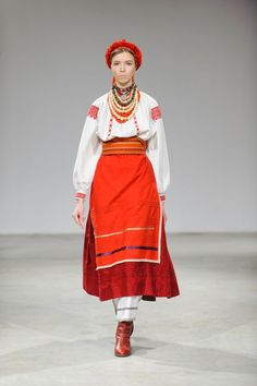 Ukraine Fashion Week 2015 [http://fashionweek.ua/en/news/vytoky-at-ukrainian-fashion-week-1383]