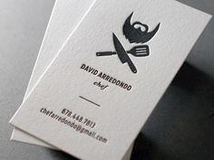 davidcard 10 Minimal Business Card Designs | Inspiration