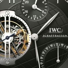 IWC Iwc Watches, Telling Time, Clocks