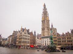Onze-Lieve-Vrouw Kathedraal Antwerpen