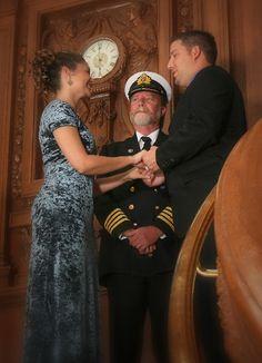renew your vows on titanic grande staircase titanicbranson.com