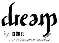 Ambigram: Smile by swatter117 on DeviantArt