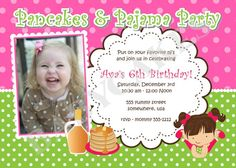 I just thought this was a cute birthday party idea!