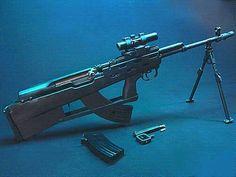 SKS Bullpup Rifle