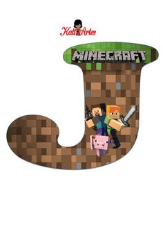 Minecraft Logo, Creeper Minecraft, Minecraft Crafts, Xbox Party, Minecraft Birthday Party, 6th Birthday Parties, Minecraft Party Decorations, Diy Birthday Decorations, Minecraft Cupcake Toppers