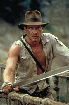 """Indiana Jones! """"Haha, very funny Dr. Jone!"""""""